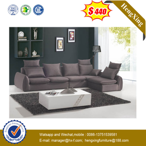 Italian Luxury Fabric Sofa Bed Home Livingroom Furniture Set