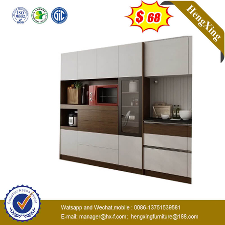 Commercial Modern Microwave Oven Kitchen Storage Cabinet