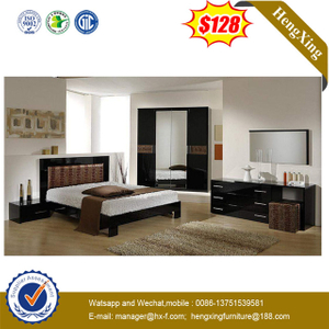 Chinese Wooden Bedroom Set Kids Children Bed