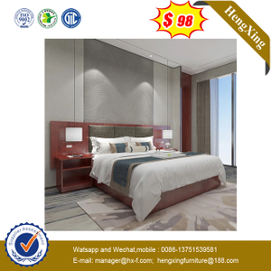 Foshan Factory for Modern Hotel Home Furniture Storage Bed