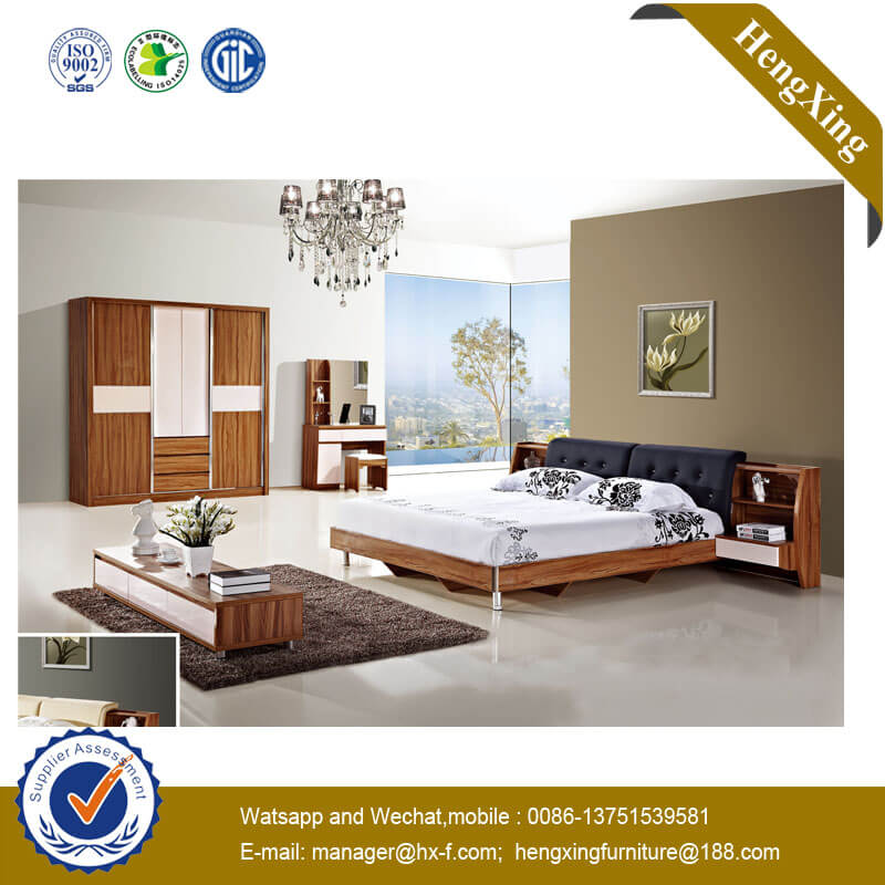 High Quality MDF Wooden Furniture Home Sofa Bed With Metal Leg