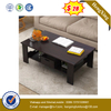 Small Size Wooden Home Office Scholl Side Tea Table