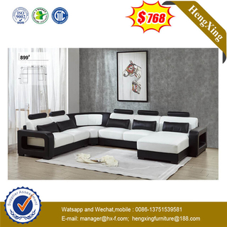 Italy Home Modern Leisure Comfortable Soft Chaise Living Room Furniture Leather Sofa