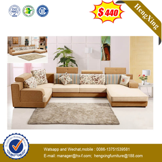 Popular Commercial Used Furniture Home Office Furniture Fabric Leather Sofa