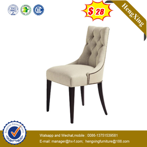 Hotel Furniture Fabric Stacking Metal Used Steel Church Dining Banquet Chair