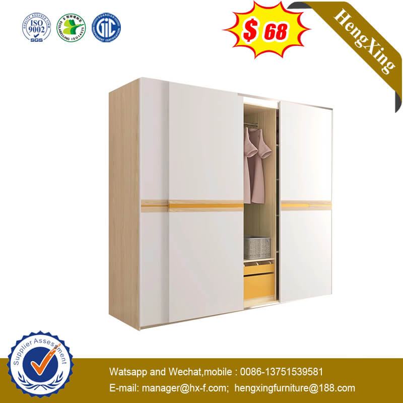 New Design Sliding Wardrobe Cupboard Home Big Bedroom Furniture Set