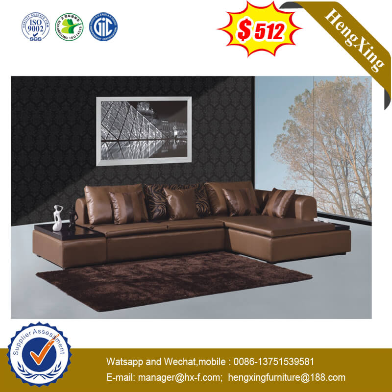 Modern Design L Shape Fabric Sofa Furniture Home Living Room Sofa