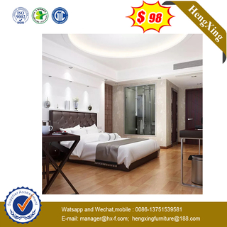Single Living room Bed wooden Frame Used for hotel Furniture