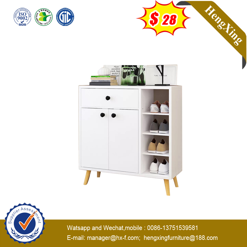 Modern Home Furniture Shoe Cabinet Living Room Wooden Shoes Rack Furniture