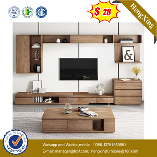 Chinese Hot Living Room Furniture Restaurant Dining Hall Furniture Wooden TV Stand