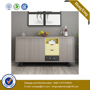 modern Livingroom Furniture Set Wooden Side Cabinet Kitchen Cupboard Design