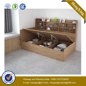 Modern Wood Dormitory home Children Bedroom baby Furniture cabinets Single Kids Bunk Beds