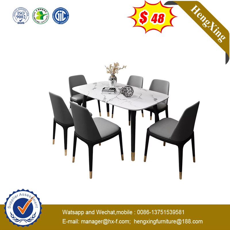 Hotel Restaurant Furniture Set Wood Restaurant Table and Chair