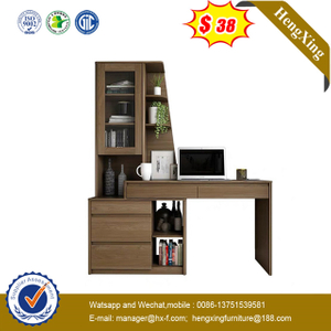 Fashion Modern Bedroom Set Wooden Chinese Hotel Home Furniture Wardrobe Mirrored Dresser Dressing Table