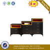 Wooden Bedroom Living Room Furniture Side Coffee Table Drawer Type Storage Cabinets