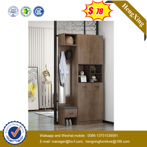 High Quality Modern Wooden Home Living Room Furniture Shoes Rack Cupboard Filing Storage Cabinet