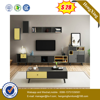 TV Cabinet Combination Floor Cabinet Living Room Furniture Lifting Coffee Table