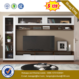 Chinese Modern Antique Wooden Sofa Living Room Set Dining Home Furniture wall tv cabinets TV Stand