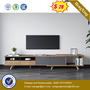 Drawer Storage Design Living Room Furniture Wooden TV Stand Coffee side cabinets Table Set
