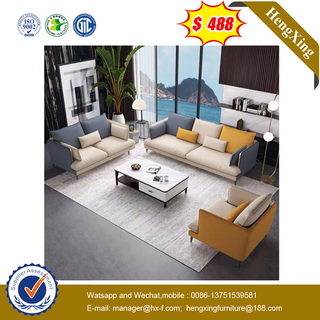 2020 Wholesale Foshan Living Room Furniture Leather Sofa Set