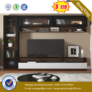 Chinese Modern Antique Sofa Living Room Set Dining Home Furniture wall tv cabinets wooden tv stand