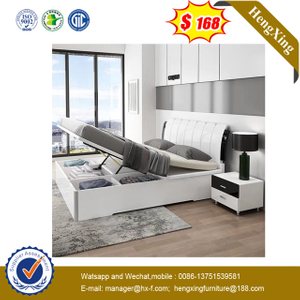 Wholesale Living Room Home Wooden Sofa beds Modern Bedroom Furniture Single double king size Beds