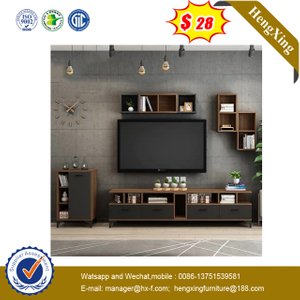 Convenient home living room Furniture Wood TV Cabinets Desk Coffee Table