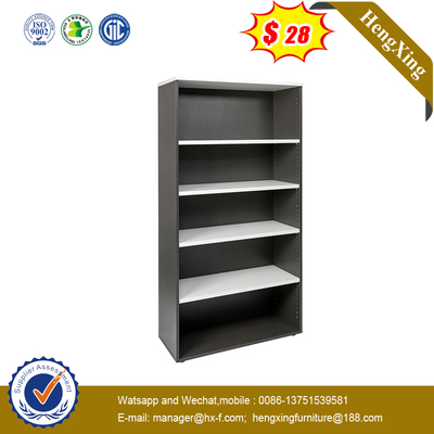 Black Office Classroom Living Room Furniture Bookshelf Bookcase