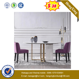 Modern Living Room/Hotel/Office Furniture Set Melamine MDF Dining Table