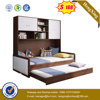 Modern Simple Design Bedroom baby furniture nightstand wardrobe cabinets kids bunk Beds